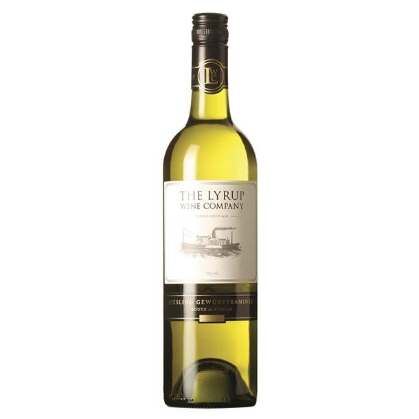 The Lyrup Wine Company - Riesling / Gewürztraminer - South Australia
